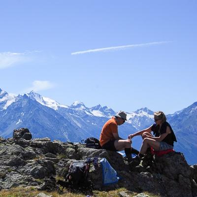 Aosta und der Nationalpark Gran Paradiso