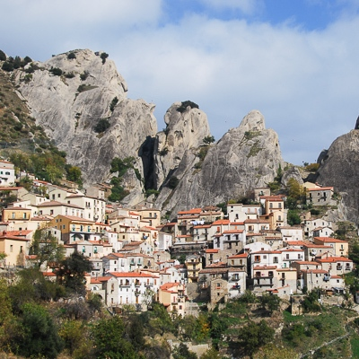Wanderreise Basilikata: Lukaner Dolomiten
