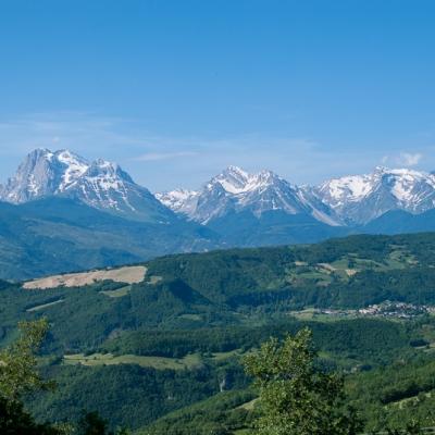 Nationalparks der Abruzzen: Wandern im Gran Sasso Massiv