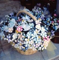 Confetti: Blumenstrauß zum Reinbeißen süß