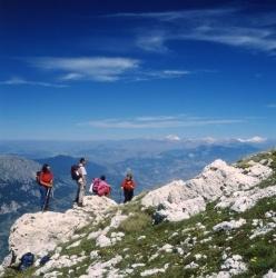 Wandertouren und Gipfelbesteigungen in den Abruzzen: Nationalpark Maiella