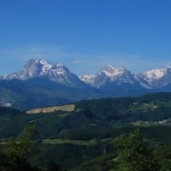 Gran Sasso Massiv: Die höchsten Gipfel der Apeninnen liegen in den Abruzzen