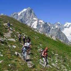 Wanderreisen mit 4000er Panorama in Aosta
