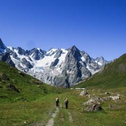 leichte, einfache und moderate Wanderungen im Aostatal