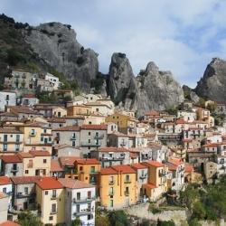 Wandern in Basilikata: Lucaner Dolomiten