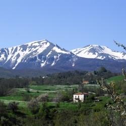 Wandern und Bergsteigen in Basilikata: Pilgern zum heiligen Berg, Monte Papa, 2005 m