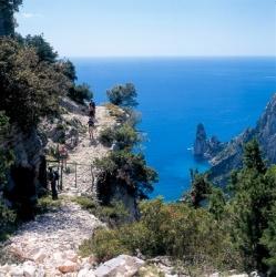 Küstenwanderungen in Sardinien: Golf von Arbatax