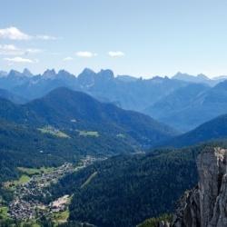 Alpenwanderungen in Italien: Bosconero Gruppe in Val Zoldana