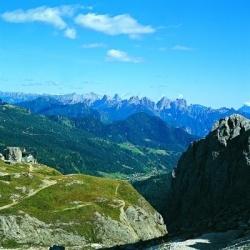 Wanderung in den südöstlichen Dolomiten
