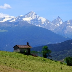 Aosta: Nationalpark Gran Paradiso